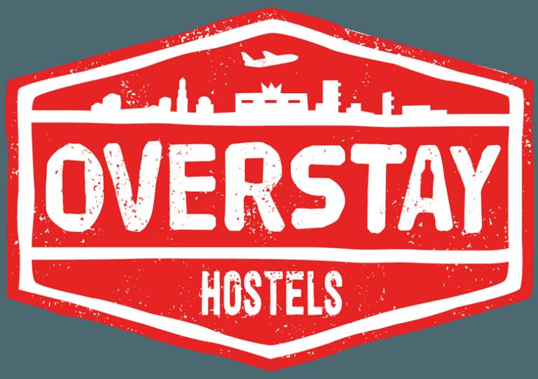 overstay hostels israel logo