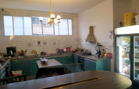 overstay jaffa kitchen